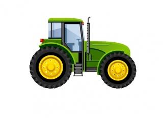 Трактор K-700,К-700А,K-701, K-702,К-744
