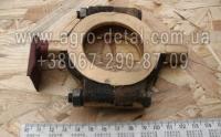 Хомут 17-73-127СП (7326СП) Бронза сцепления пускового двигателя ПД 23 ЧТЗ Т 130, Т 170