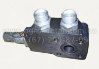 Клапан 151.40.039-4 предохранительный НШ-32 рулевого управления под насос дозатор трактора  Т-151,Т-17021,Т-17221