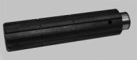 Вал 700А.16.02.047  (Z=8) редуктора привода насосов РПН старого образца  трактора Кировец К700,К701