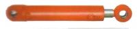 Гидроцилиндр подъема и опускания рабочего органа 16ГЦ.80/40.ПП.000-360 асфальтоукладчика АСФ-К-3-04 г.Брянск
