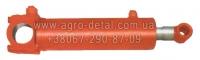 Гидроцилиндр подъема отвала 16ГЦ.100/50.ТБ.000-250 трелевочного трактора ТДТ-55