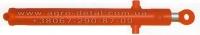 Гидроцилиндр подъем и опускание отвалом У4564.201А.000-3401 или 16ГЦ.80/50.ПЦ.000.01-710 бульдозера ДЗ-606 на базе трактора ДТ 75
