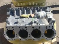 Блок цилиндров ЯМЗ-7511 общие головки ,нового образца под короткую гильзу ЯМЗ 658-1002012-31
