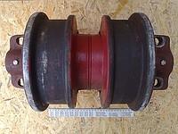 Каток опорный двубортный 24-21-170СП тележки подвески гусеничного бульдозера Т-130,Т-170,Б-10М
