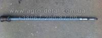 Вал 25Ф.40.011 рулевого управления с червяком  трактора Х Т З Т-25Ф,Т-25ФМ, Т-2511