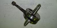 Вал коленчатый Д24С20Б пускового двигателя ПД-10У,ПД-350