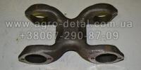 Вилка двойного шарнира 700.22.04.012 карданного вала заднего моста трактора К-700,К-701,К-702