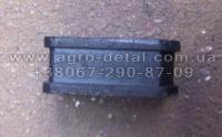 Подушка 120.00.023 боковой опоры крепления двигателя СМД-19,СМД-19.Т02,Д-260.4S2,Дойц