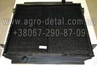Радиатор водяного охлаждения 701.918.1570СБ двигателя ЯМЗ-240 трактора К-701