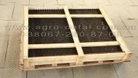 Сердцевина водяного радиатора 2256010-1301050 трактора К-702