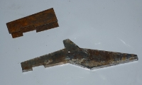 Держатель зуба зуба ковша 156.89.102 фронтального погрузчика Х Т З,Т-156Б-09-03