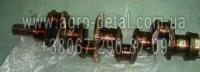 Вал коленчатый 41-04с03  двигателя А 41 трактора ДТ 75