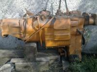 Коробка передач 156.37.001-3-01 с раздаточной коробкой фронтального погрузчика ХТЗ Т-156Б-09-03