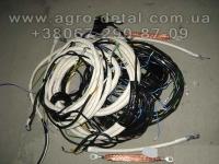 Электропроводка 700А.37.24.000 с тяжелыми проводами устанавливается на трактор Кировец К-700А.  Вес, кг: 7