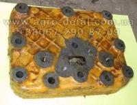 Головка цилиндров 02240-1 пускового двигателя ПД-23