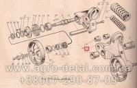 Балансир внешний 74.31.043 со втулками каретки трактора Т 74 Х Т З