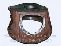 Корпус муфты сцепления 150.21.092 под двигатель ЯМЗ гусеничных тракторов ХТЗ-150