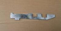Планка распределительная 77.52.253 верхней крышки ходоуменьшителя реверса-редуктора коробки  трактора ДТ-75
