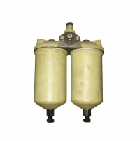 Фильтр топливный 2ТФ-3 тонкой очистки Э02-161-000.4 двигателя СМД-60 трактора Т-150