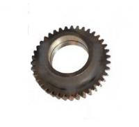 Колесо зубчатое 16-01-102 ведущее Z=38 кожуха шестерен распределения двигателя Д-160, Д-180 бульдозера Т-130,Т-170,Б-10М