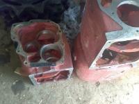 Корпус 77.58.110 реверс-редуктора коробки перемены передач КПП гусеничного трактора ДТ-75