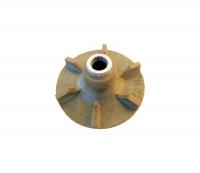 Крыльчатка 72-13.003.00 водяного насоса двигателя СМД-60,СМД-62,СМД-63,СМД-72