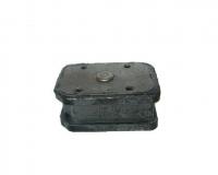 Подушка 120.00.021-3 амортизатор боковой опоры двигателя СМД-19,СМД-19.Т02,КамАЗ-740.02-180,Д-260.4S2,DEUTZ