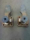 Кронштейн 172.00.102-1-01 задний правый крепления двигателя ЯМЗ-236Д трактора Т-150