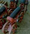 Каретка подвески 54.32.001-1А передняя правая трактора Т 74 ХТЗ