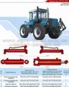 Гидроцилиндр передней навески 16ГЦ.100/50.ТБДр.000-250