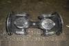 Вал карданный шарнира рамы 2256010-2204000 трактора К-702