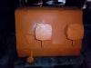 Бак 156.57.010-3 гидравлический  фронтального погрузчика Х Т З, Т-156Б-09-03