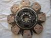 Диск сцепления 04256503 ведомый  к двигателям Дойц 1012/1013 (BF6M1013)