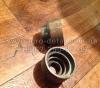 Втулка крышки 151.40.224-1 рулевого механизма трактора Т-151