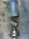 Привод НШ-100 в сборе нового образца 156.37.174 фронтального погрузчика Т-156