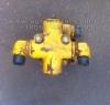 Регулятор потока 6010.34.06.000-2  коробки погрузчика К-702-ПК-6