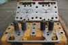Головка блока цилиндров 51-02-3 СП двигателя Д-160 трактора ЧТЗ Т130, Т170