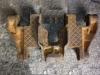 Звено гусеницы 150.34.101-2А трак усиленное под диаметр пальца 25 гусеничного трактора Т-150,ХТЗ-181