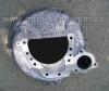 Картер маховика двигателя СМД-14,  20-0103