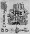 Топливный насос двигателя Д-108  трактора,бульдозера  Т-100,Т-100 М