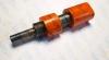 Демпфер гидравлический ПЭК 33.120 гидроцилиндра поворота колонны погрузчика ПЭА-1А «Карпатец