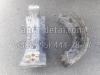 Колодка 130-3502090-Б4 заднего тормоза а сборе с накладками автомобиля ЗИЛ-133ГЯ