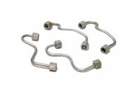 Трубка высокого давления 02111918 топлива 02112357 двигателя FRONT DEUTZ BF6M1013 трактора Т-17021,Т-16131-03.