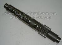 Вал промежуточный 200-1701048-А коробки передач автомобиля УРАЛ 375